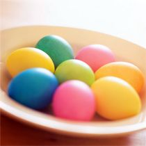 Egg Handling and Safety Tips at Easter