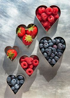Love. Healthy. Food. I eat berries during the candida diet, mostly raspberries and blueberries. I fill a small glass with frozen raspberries and let them sit for a while and then I eat them. Fresh tasty feeling. If I find fresh ones that's great too :)