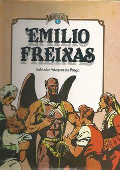 CUANDO EL COMIC ES NOSTALGIA, TOUTAIN EDITOR Emilio Freixas
