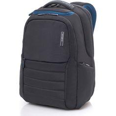 Samsonite Garde 15.6 Inch Laptop Backpack in Black | Buy Laptop Cases & Bags