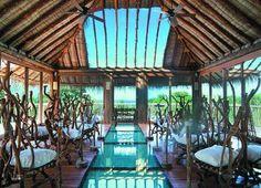 Wedding chamber, Soneva fushi, maldives.