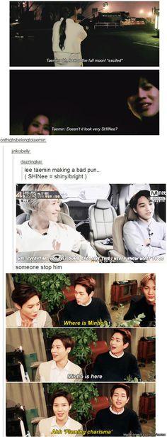Taemin and Bad Jokes | allkpop Meme Center
