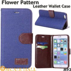 Luxury Fashion Phone Case Card Holder Stand Flip Leather Case 5.5'' For Apple iPhone 6 Plus Wallet Book Cover, Accept the payment method via Paypal, Escrow, Credit Card, etc...