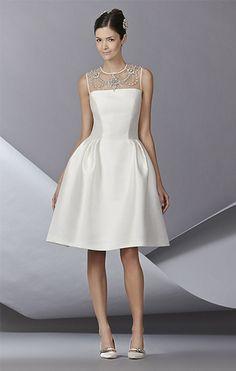 Bianca Carolina Herrera Bridal Fall Collection 2014