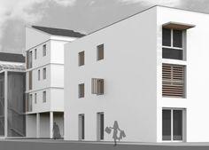 Prospetto Edificio Ecosostenibile