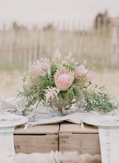 Rustic Beach Nomad Bridal Inspiration