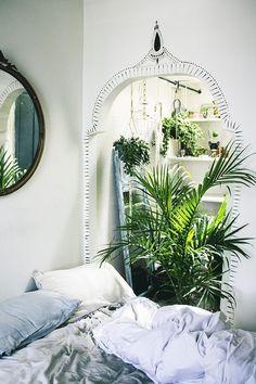 ☆Beach Boho // Bohemian Bedroom // Decor + Design Inspiration