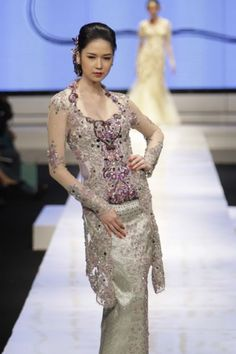 Beautiful Modern Kebaya