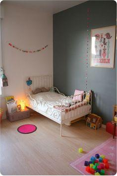 chambre enfant vintage - Chambre Vintage Fille
