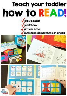 Shop Learn to Read With… Bob Books® and VersaTiles®, Beginning Readers Set and other Literacy products at – a leading online provider of manipulatives and educator resources for PreK through grade. Alphabet Sounds, Letter Sounds, Literacy Stations, Literacy Centers, Learning Letters, Kids Learning, Three Letter Words, Bob Books, Rhyming Words