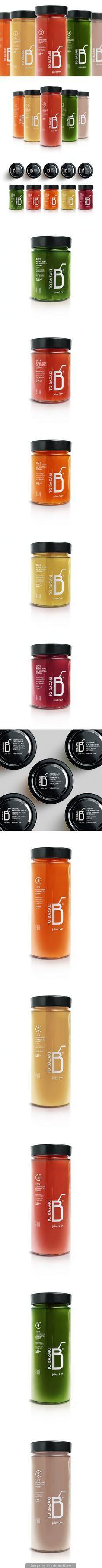 TO BAZAKI - Designer: George Probonas - http://www.packagingoftheworld.com/2014/10/to-bazaki.html PD