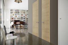 Custom Flat Panel Doors