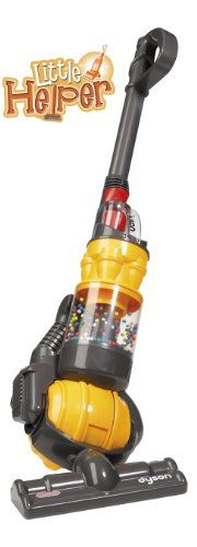 Toy Vacuum- Dyson Ball Vacuum With Real Suction and Sounds CASDON http://smile.amazon.com/dp/B004V3PS72/ref=cm_sw_r_pi_dp_JEAeub0PYR79R