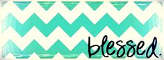Chevron Blessed Facebook FB Cover Photo