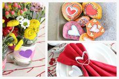 Celebrando San Valentín con los niños con muchas manualidades #DIY Post de @Carolina Krupinska Krupinska Llinas