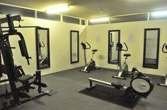 The gym @ Grange Bellinzona