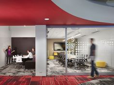 On trend: Blurring design aesthetics across industries as commercial, hospitality and residential design begins to merge.