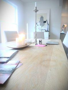 Banebakken Interior Inspiration, Dining Table, Interiors, Type, Furniture, Home Decor, My Dream House, Decoration Home, Room Decor