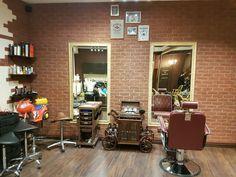 Strefa Barber w Atelier Fryzjerskie Paweł Stelmach Krakowska 35 Tarnów