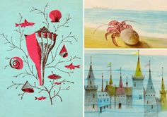 The Art of Children's Picture Books: Lovely Book Covers