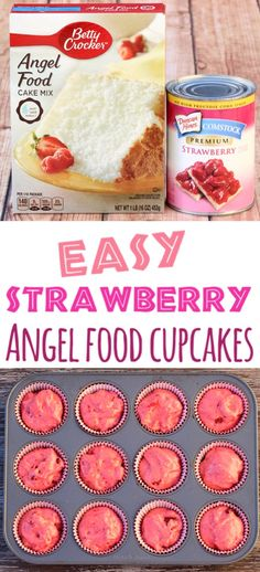 Angel Food Cake Recipes Easy Desserts With Strawberries Are The ! angel food cake rezepte einfache desserts mit erdbeeren sind die Angel Food Cake Recipes Easy Desserts With Strawberries Are The ! Easy Cheesecake Recipes, Easy Cookie Recipes, Easy Desserts, Delicious Desserts, Easy Yummy Recipes, Beef Recipes, Mr Food Recipes, Easy Birthday Desserts, Chicken Recipes