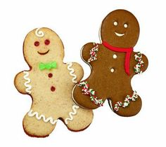 Wilton Holiday Giant Gingerbread Boy Cookie Cutter, Set of 2 Christmas Cookie Cutters, Christmas Cookies, Cookie Cutter Set, Baking Supplies, Party Stores, Cupcake Cookies, Cupcakes, Candyland, Family Christmas