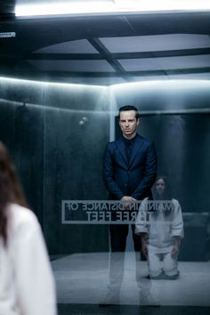 Moriarty and Eurus
