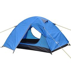 Compact Portable Outdoor Shelter 2 Person Instant Tent for Outdoor Activities ** You can find out more details at the link of the image.(This is an Amazon affiliate link and I receive a commission for the sales)