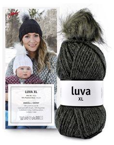 LUVA XL  -  lue-kit med dusk