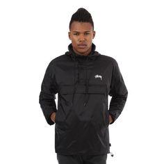 79527cbf8fe74 Stüssy - RipStop Pullover Jacket