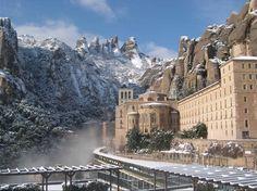 Montserrat en Cataluña