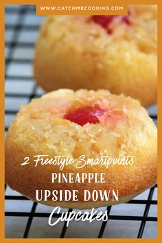 A mini version of your favorite cake, delicious Sugar Free upside down cupcakes made with no added sugars!