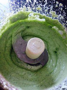 21 Day Fix Creamy Pesto Sauce