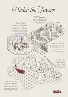 Dungeon Builder - The Isometric Map Maker | Hobbyte