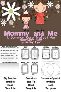 Your students will love learning all about what school was like for their moms (or other special people) by conducting and interview! Their moms will love the adorable keepsake book their children bring home! And you'll love how you can integrate so many Common Core ELA skills into one project!This 73 page product gives you everything you need to differentiate this project. Students can choose to interview their moms, grandmothers, teachers, or other special women in their lives.