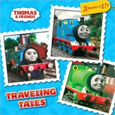 Traveling Tales (Thomas and Friends)
