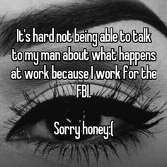 20 Surprising Confessions From People Who Work In The FBI