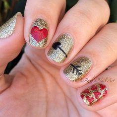 Valentines Day Nail Art Designs 30