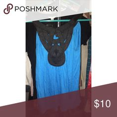 Cute Express tank! Dress it up or dress it down! This is a cute and sexy blouse. Hardly worn. Express Tops Tank Tops