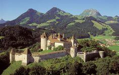 La Gruyère Tourismus - Schweiz