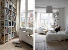Books need a glamorous home too