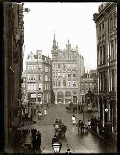 Utrechtsestraat, 1893. Jacob Olie
