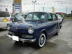 HINO CONTESSA DUMMY GRADE | 1962 | BLUE |