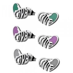 Check out this Stainless Steel Cut Heart Earrings in just 15.40$!