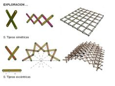 ABSTRACT This research addresses the problem of dynamic structures seen from their struc-tural morphology and function in the field of architecture. Dynamic structures and specifically scissor syst… Kinetic Architecture, Folding Architecture, Temporary Architecture, System Architecture, Conceptual Architecture, Tropical Architecture, Folding Structure, Bamboo Structure, Timber Structure