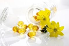 Benefits of Evening Primrose Oil for Natural Skin Care *Wrinkles *Dry scalp and hair *Overweight *PMS *Brittle nails *Acne, when taken with zinc *Eczema and Psoriasis