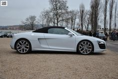 Audi R8 V10 Spider | MANETTINO60 | Flickr