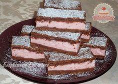 Érdekel a receptje? Kattints a képre! Cake Recipes, Dessert Recipes, Torte Cake, Hungarian Recipes, Cake Cookies, Nutella, Oreo, Deserts, Food And Drink