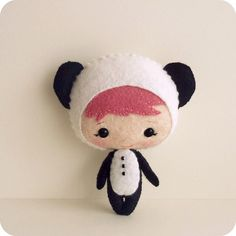 binky boo panda by Gingermelon, via Flickr