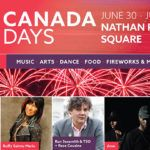 You can celebrate Canada's 150th